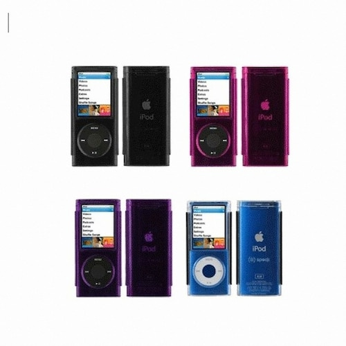 speck  iPod nano 4세대용 스탠딩케이스 Seethru_이미지