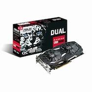 ASUS DUAL 라데온 RX 580 O4G D5 4GB