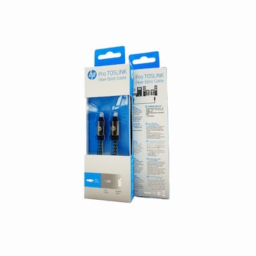 HP Pro TOSLINK Fibre Optic 케이블 (1.5m)