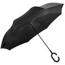 C형 손잡이 거꾸로 스탠딩 우산