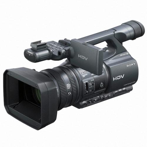 SONY HandyCam HDR-FX1000 (중고품)_이미지