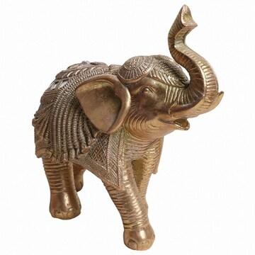 박씨상방 골드 코끼리 한쌍 (5호)
