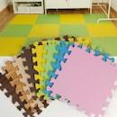 컬러 퍼즐매트 S 32x32x1cm