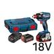 보쉬  GDX 18V-EC Professional (5.0Ah, 배터리 2개)_이미지
