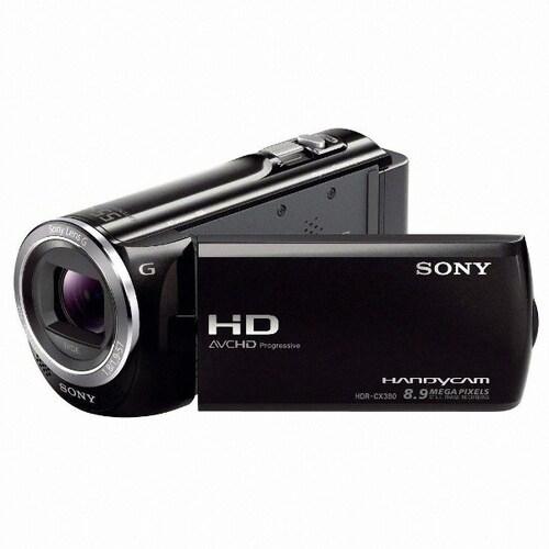 SONY HandyCam HDR-CX380 (8GB 패키지)_이미지