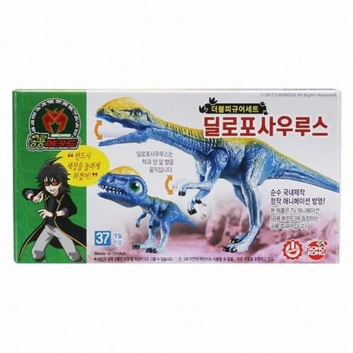 손오공  공룡메카드 더블피규어세트 딜로포사우루스_이미지