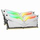 TeamGroup T-Force DDR4 16G PC4-25600 CL16 Night Hawk RGB 화이트 (8Gx2) 서린_이미지