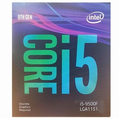 인텔 코어i5-9세대 9500F (커피레이크-R) (병행수입 박스)_이미지