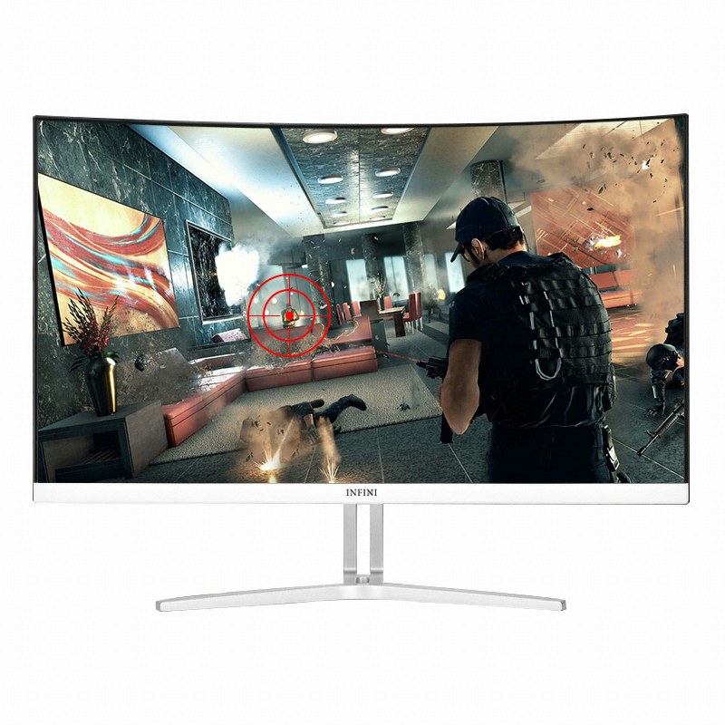 UGEE INFINI UG-276LH CURVED Gaming 75 무결점