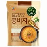 CJ제일제당 행복한콩 100% 국산콩 콩비지 320g  (3개)