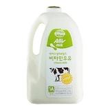 동원F&B 덴마크 얼리브밀크 비타민 우유 2.3L  (1개)