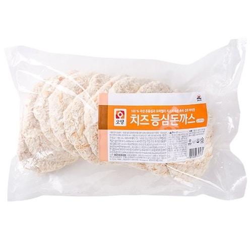 사조오양  치즈 등심 돈까스 2kg (1개)_이미지