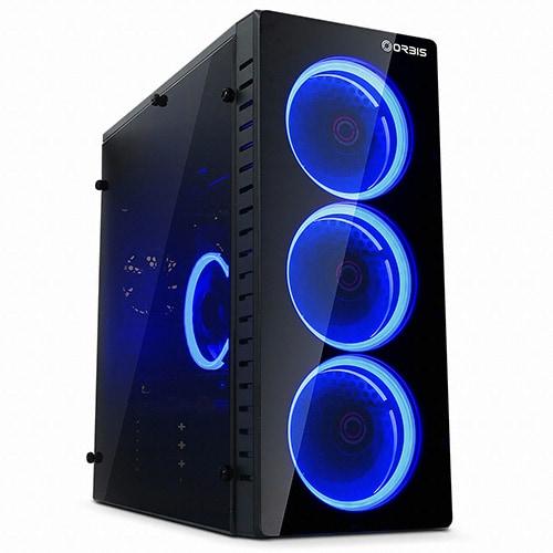 ORBIS  A20 블루 LED 듀얼링 풀 아크릴_이미지
