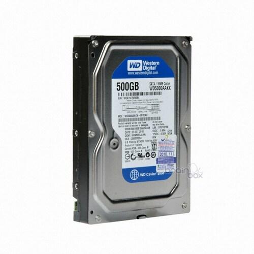 Western Digital WD 500GB BLUE WD5000AAKX (SATA3/7200/16M)_이미지
