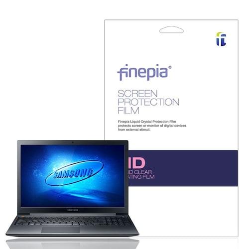 카라스 파인피아 삼성 노트북5 NT560 시리즈 올레포빅 액정보호필름_이미지