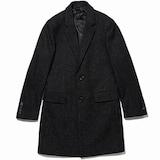 [52%▼] 커스텀멜로우 패턴 코트