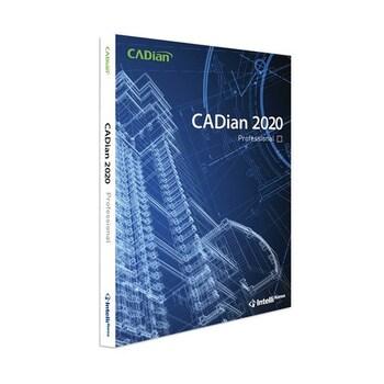 인텔리코리아  CADian 2020 Pro (처음사용자용)