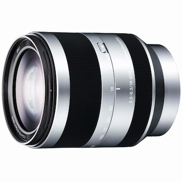 SONY 알파 E 18-200mm F3.5-6.3 OSS