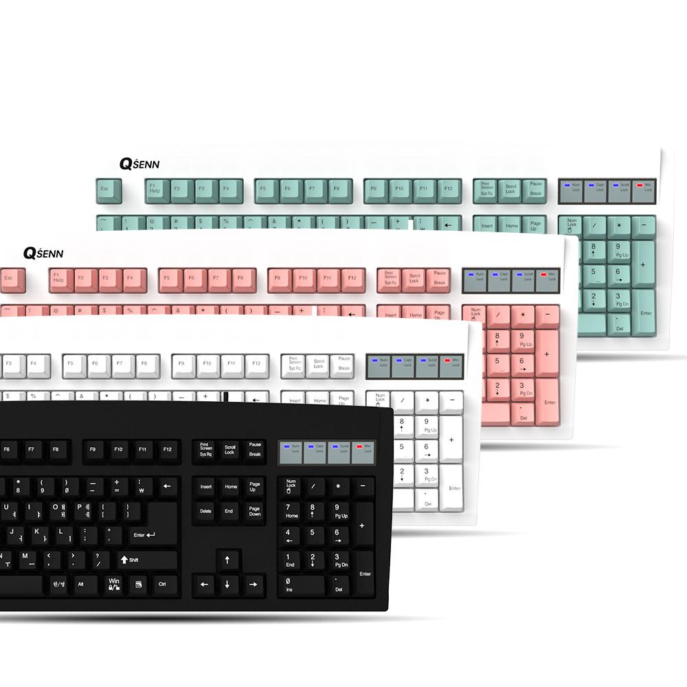 QSENN SEM-DT35 NEW (화이트, USB)