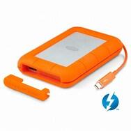 Seagate LaCie Rugged Thunderbolt USB3.0 SSD (250GB)