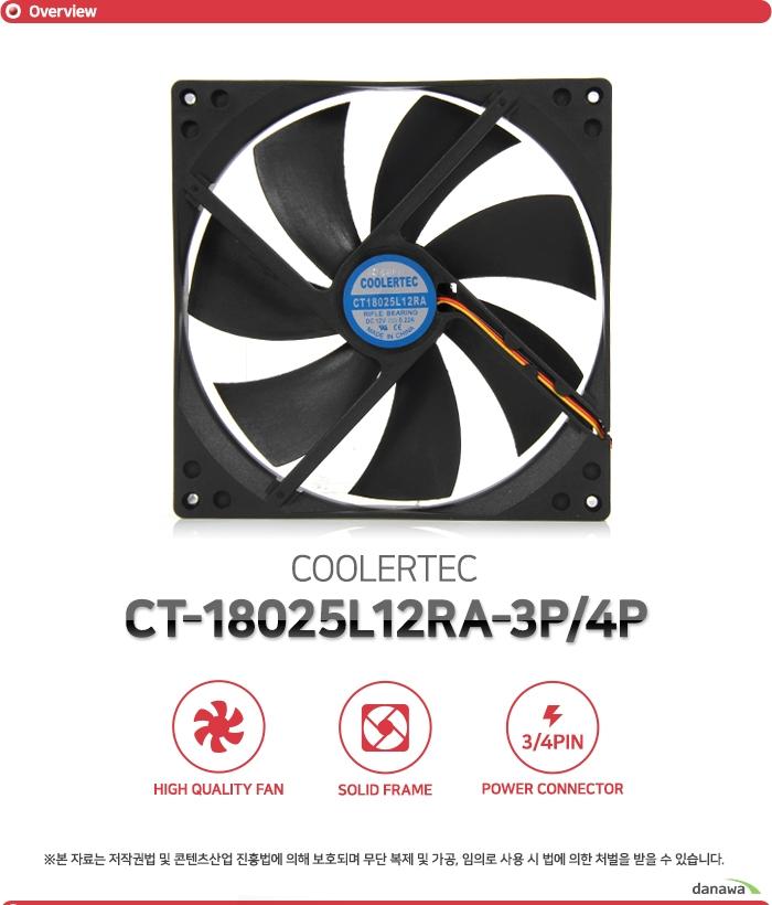 COOLERTEC CT18025L12RA