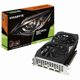 GIGABYTE 지포스 GTX 1660 Ti UDV OC D6 6GB 제이씨현_이미지