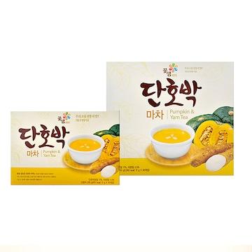 꽃샘식품  단호박 마차 15T (1개)