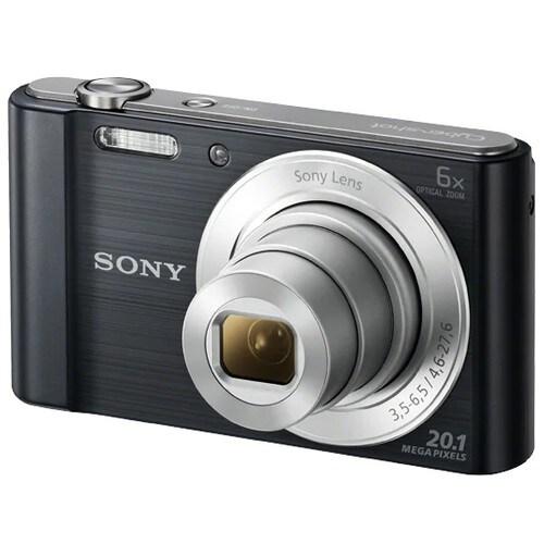SONY 사이버샷 DSC-W810 (128GB 패키지)_이미지