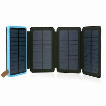 이지넷유비쿼터스 넥스트 태양광 4판넬 보조배터리 NEXT-8004FSC 8000mAh