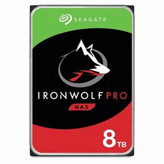 Seagate IronWolf Pro 7200/256M/해외구매 (ST8000NE001, 8TB)_이미지