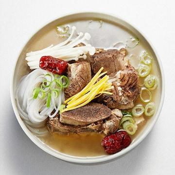 국제식품 진짜 왕갈비탕 1kg (4개)_이미지