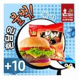 한맥식품 혼담은 불벅(냉동) 140g (10개)