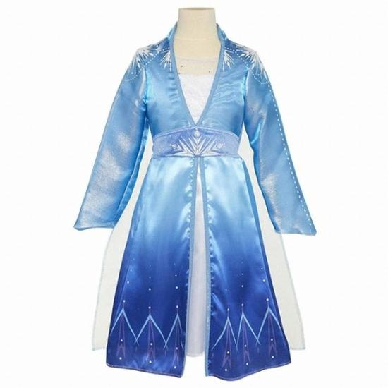 잭스퍼시픽 겨울왕국2 엘사 트레블 드레스