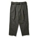 코오롱인더스트리 커스텀멜로우 one tuck belted pants CWPAW17741KHX_이미지
