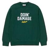 칼하트 칼하트WIP Doin Damage Sweatshirt (HEDGE)_이미지