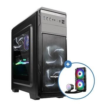 마이크로닉스 사하라 + AID W240 aRGB(블랙 패키지)
