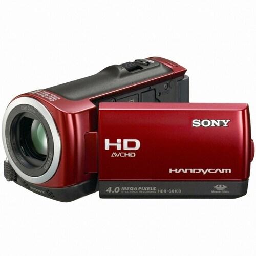 SONY HandyCam HDR-CX100 (해외구매)_이미지