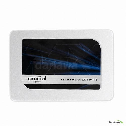 마이크론 Crucial MX300 아스크텍 (525GB)