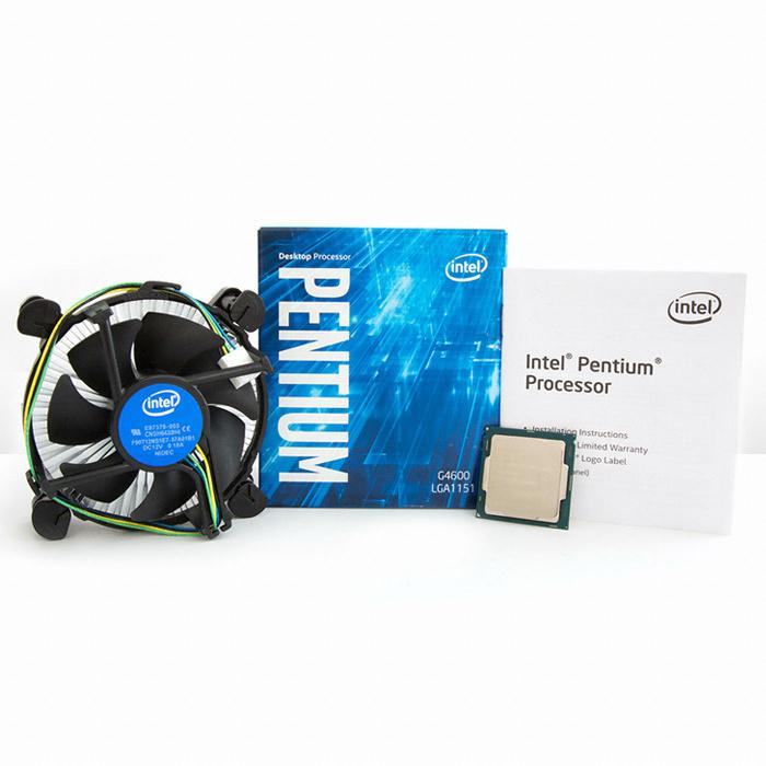 인텔 펜티엄 G4600 (카비레이크) (정품)