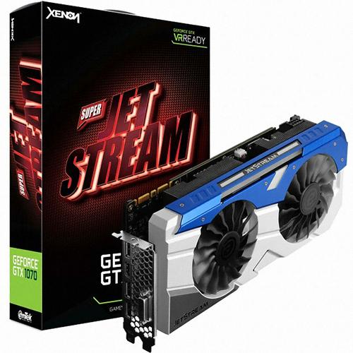 �̿��� XENON ������ GTX1070 Super JETSTREAM D5 8GB