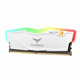 TeamGroup T-Force DDR4 4G PC4-21300 CL15 Delta RGB 화이트