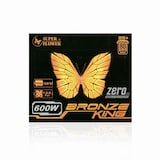 SuperFlower  SF-600P14HE ECO BRONZE KING FDB
