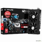 SAPPHIRE  라데온 RX 480 NITRO OC D5 4GB Dual-X_이미지
