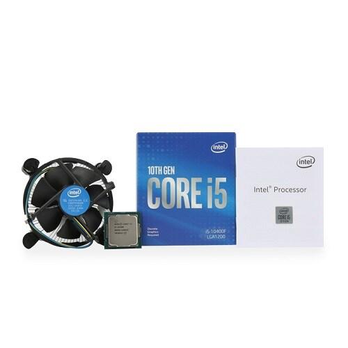 인텔 코어i5-10세대 10400F (코멧레이크S) (정품)_이미지