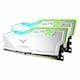 TeamGroup T-Force DDR4 32G PC4-24000 CL16 Delta RGB 화이트 (16Gx2)_이미지