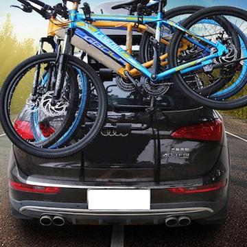 승용차 SUV 차량용 자전거 캐리어_이미지