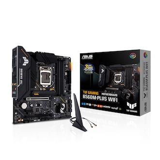 ASUS TUF Gaming B560M-PLUS WIFI 인텍앤컴퍼니_이미지