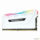CORSAIR DDR4 32G PC4-25600 CL16 VENGEANCE PRO RGB WHITE (16Gx2)