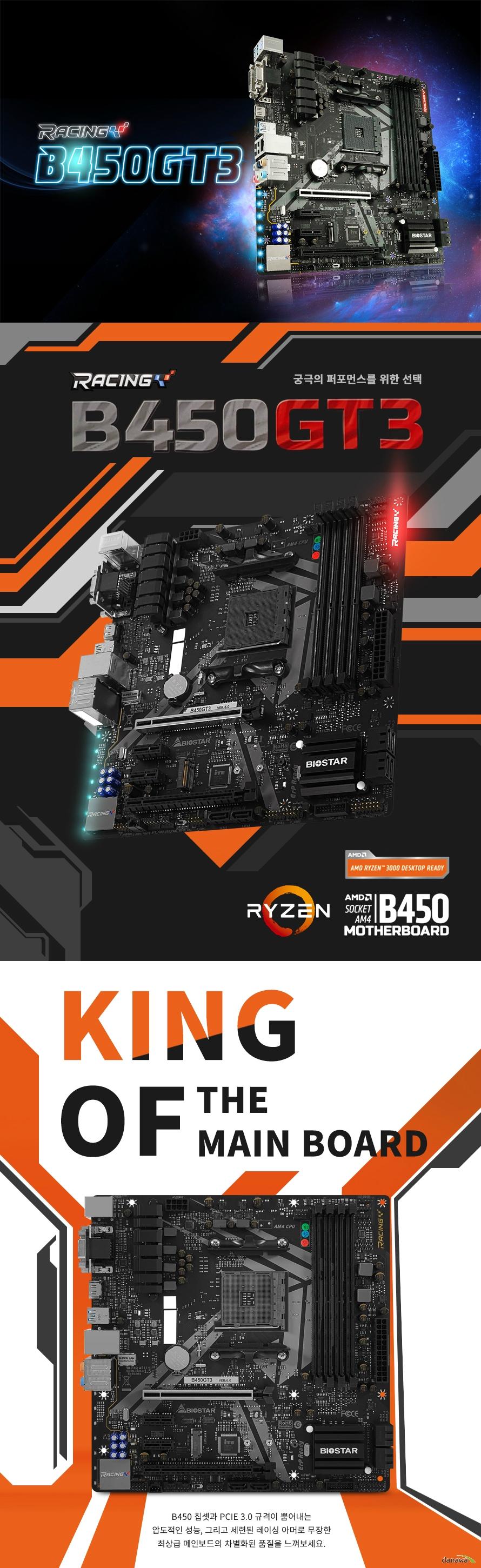 BIOSTAR RACING B450GT3