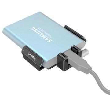 스몰리그 BMPCC 6K Pro용 T5,T7 SSD 마운트